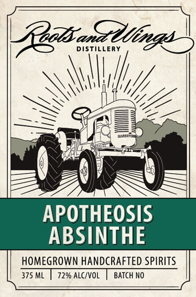 apotheosis absinthe